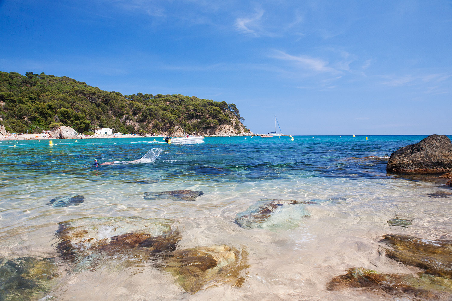 Cala Canyelles Beach