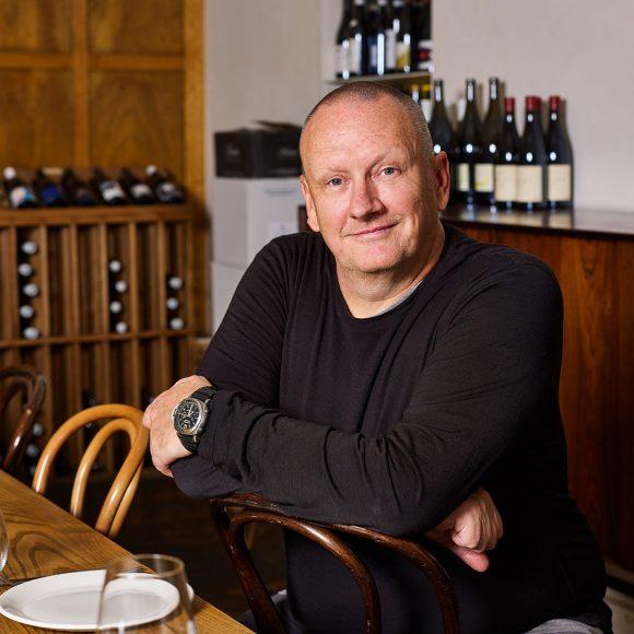 Chef Ian Curley