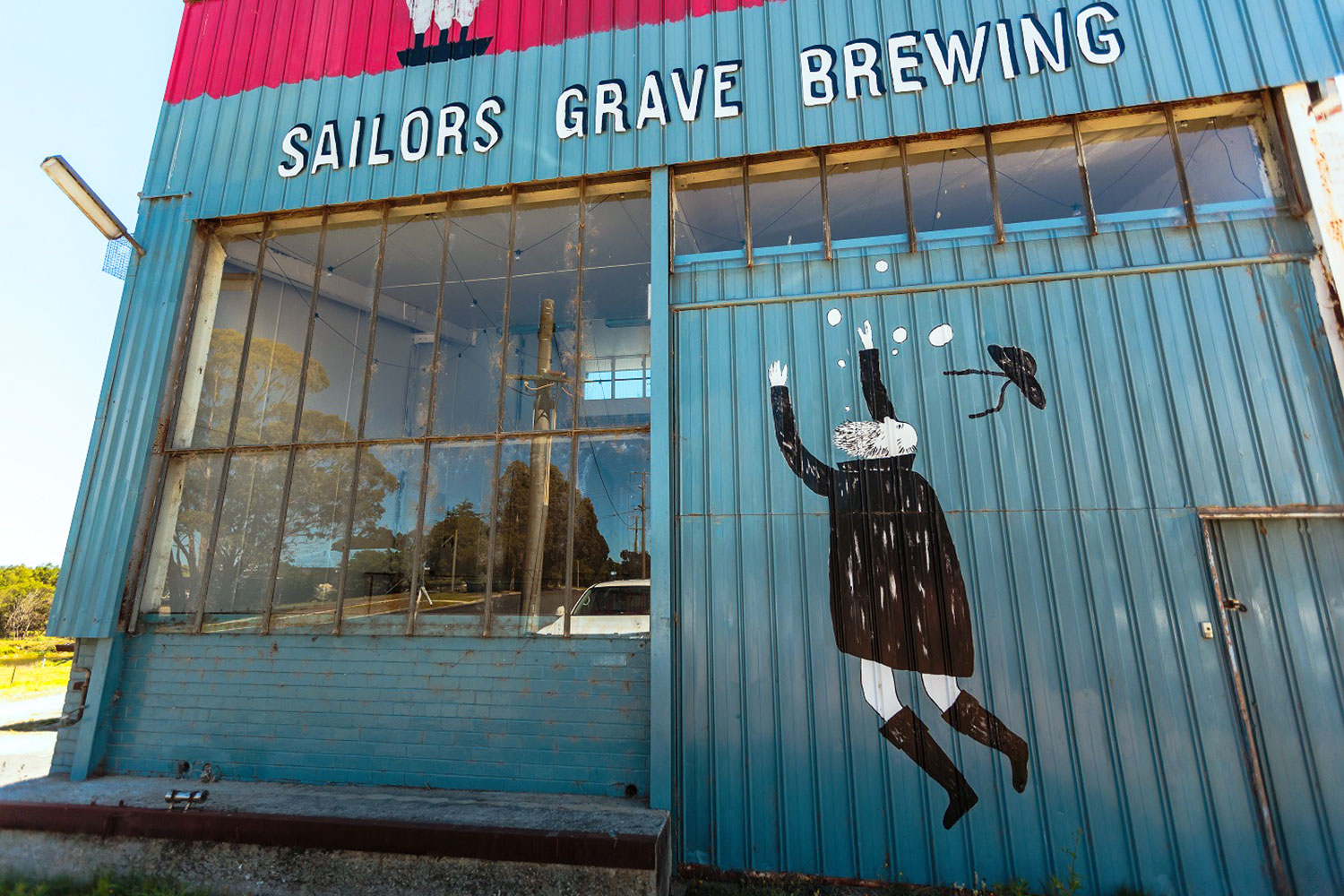 Sailors Grave Brewery, Orbost, Victoria