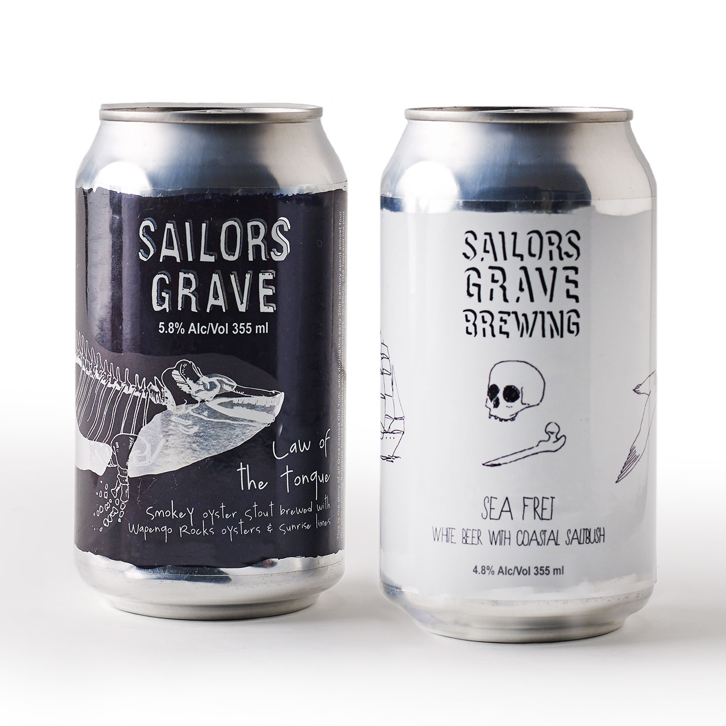 Sailor's Grave Brewing – Celebrating the Deep South