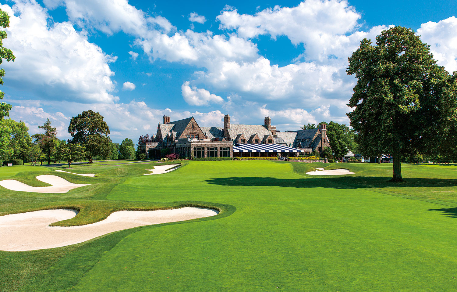 Winged Foot Golf Club NY