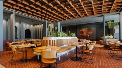 UMA Perth opens at Pan Pacific Hotel