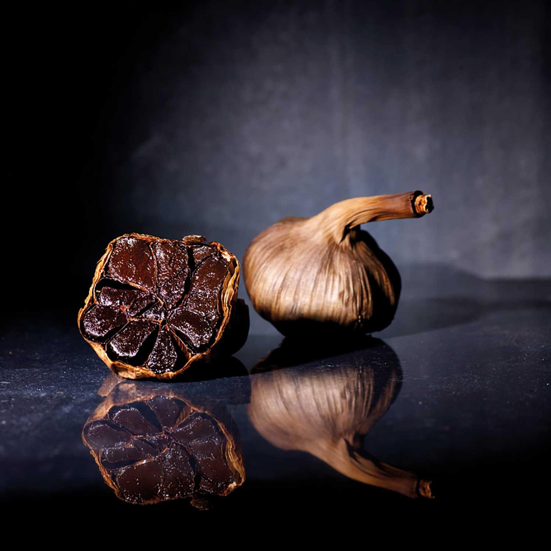 Garlicious Grown® black garlic