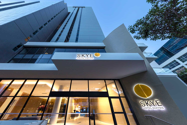 SKYE Hotel's tower paints a new modern face on Parramatta's skyline