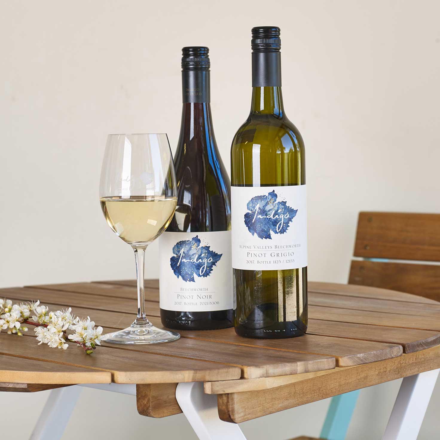 Indigo Vineyard Wines