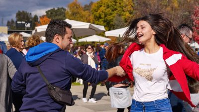 Crazy, Happy, Fun – The Italian Way, at La Fiera, Myrtleford, May 14–19, 2019