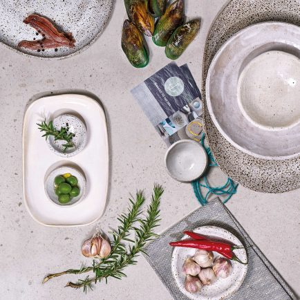 Married to the Sea ceramics