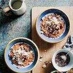 Millet Porridge, Cardamom, Cacao & Coconut