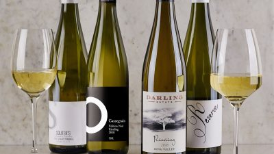 Riesling on the Rise: Premium Australian Cool Climate Rieslings
