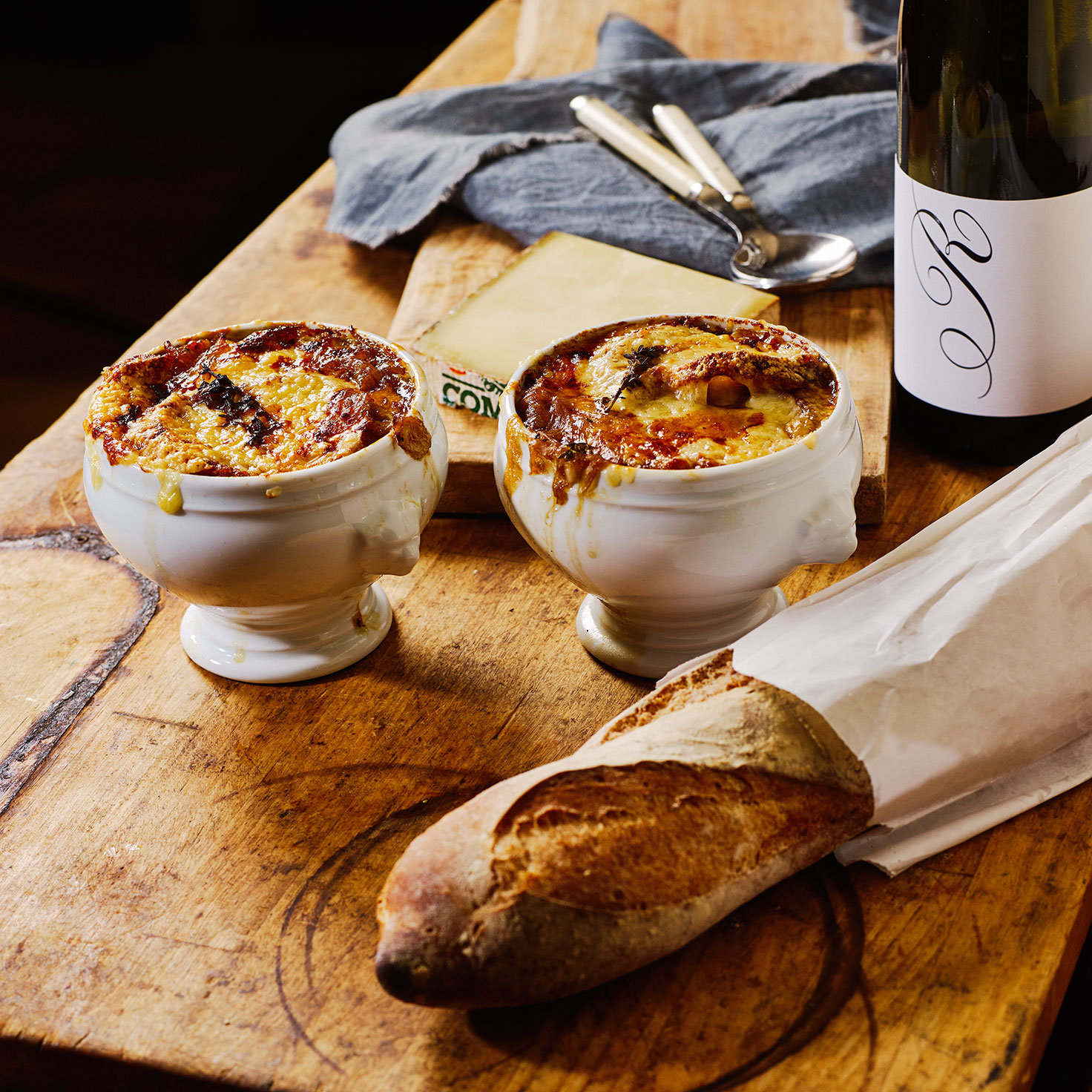 Winter Warmer: French Onion Soup Recipe
