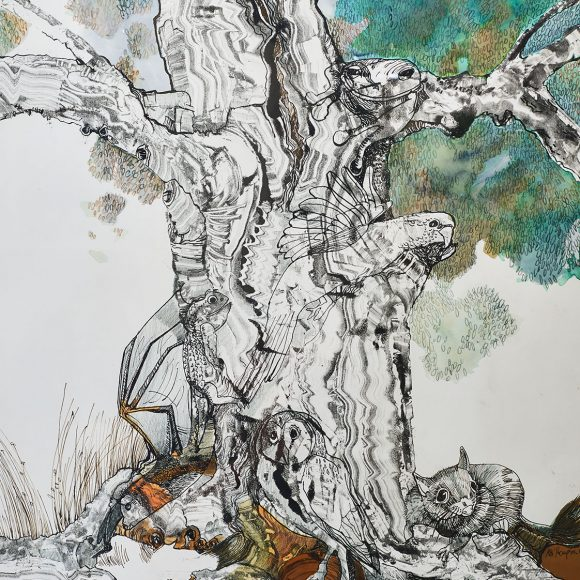 Abi Thompson, Preservation and Protection, 2018
