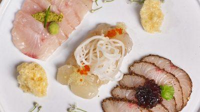 Sashimi 3 Ways with Australian Seafood