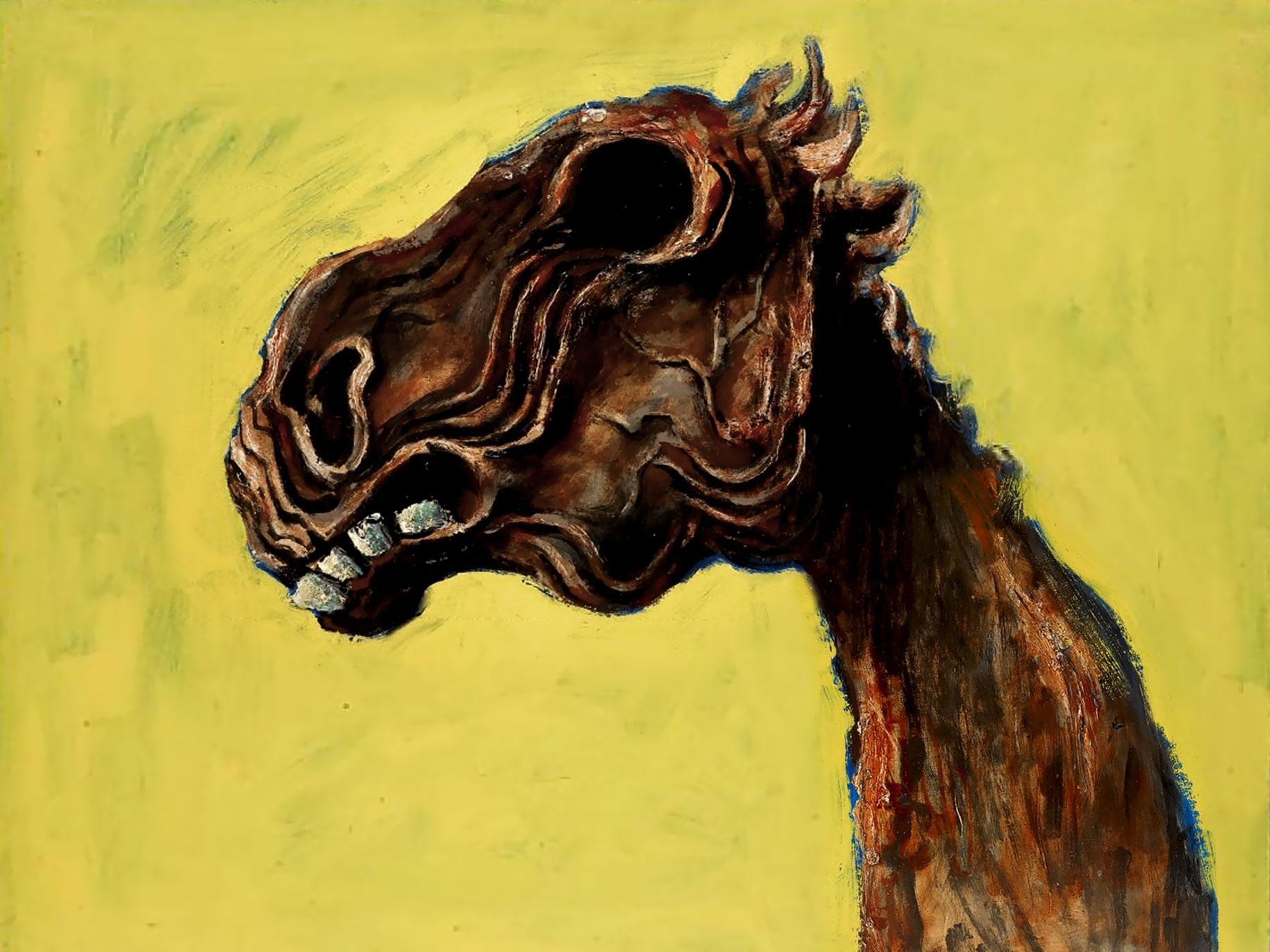 Apocalyptic Horse